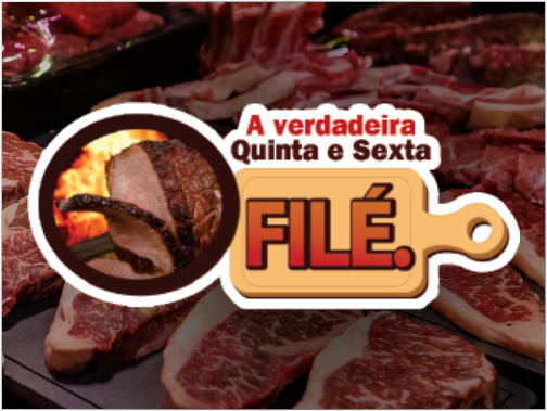 Quinta e Sexta Filé do Super Maxi