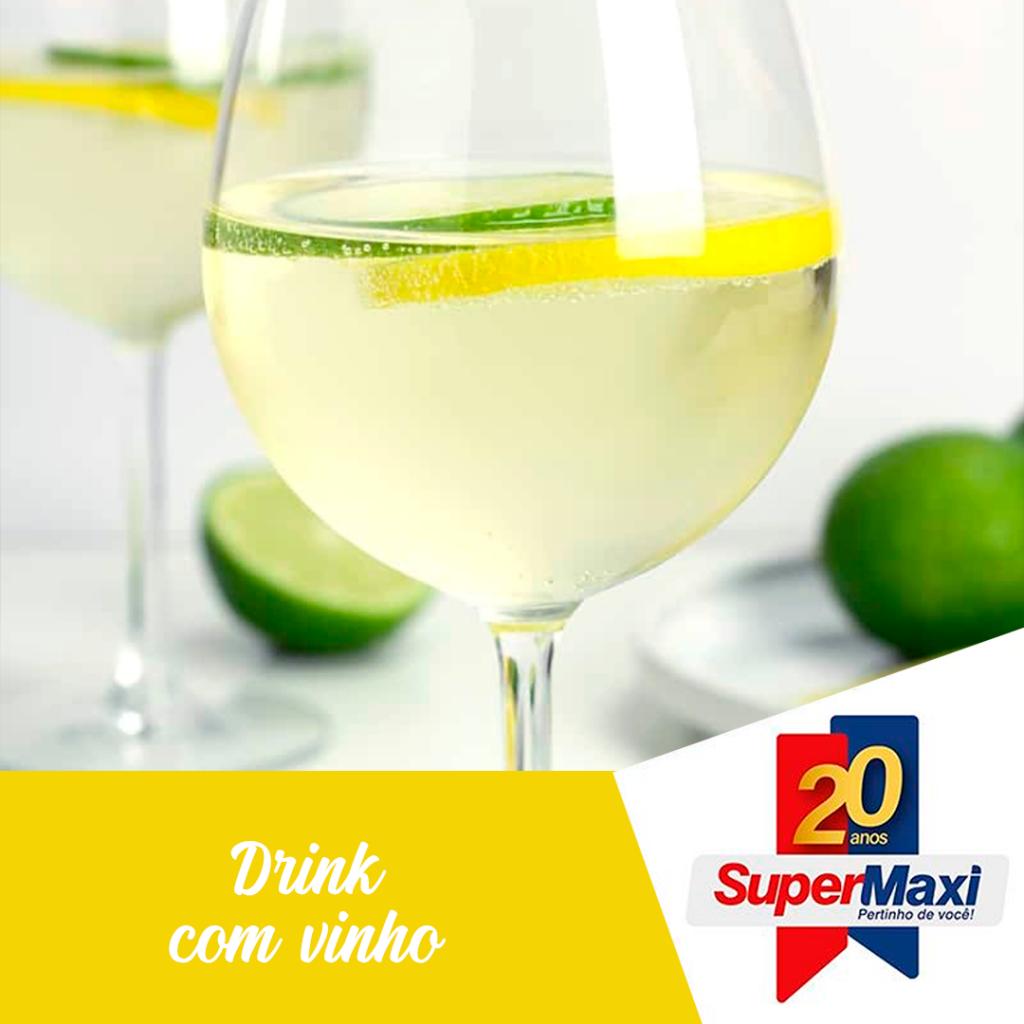 Drink com vinho