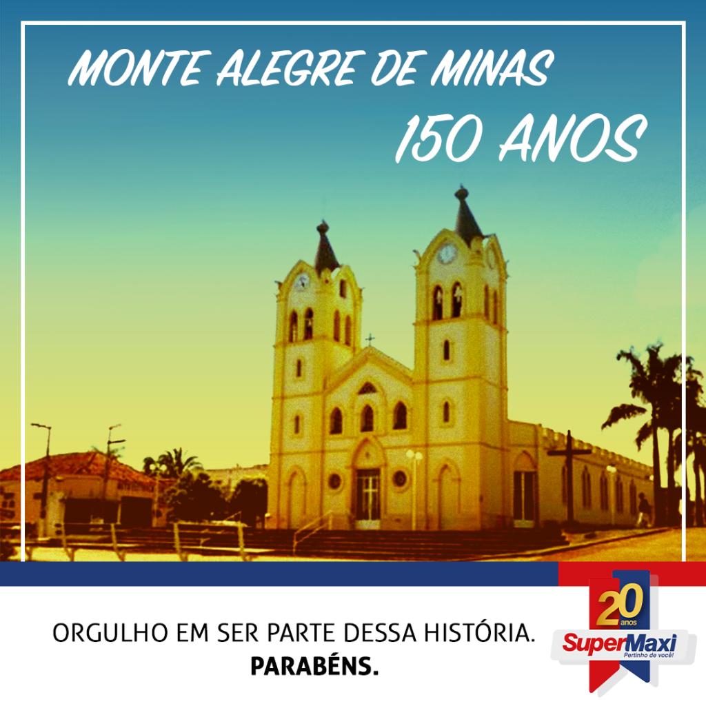 Aniversário Monte Alegre