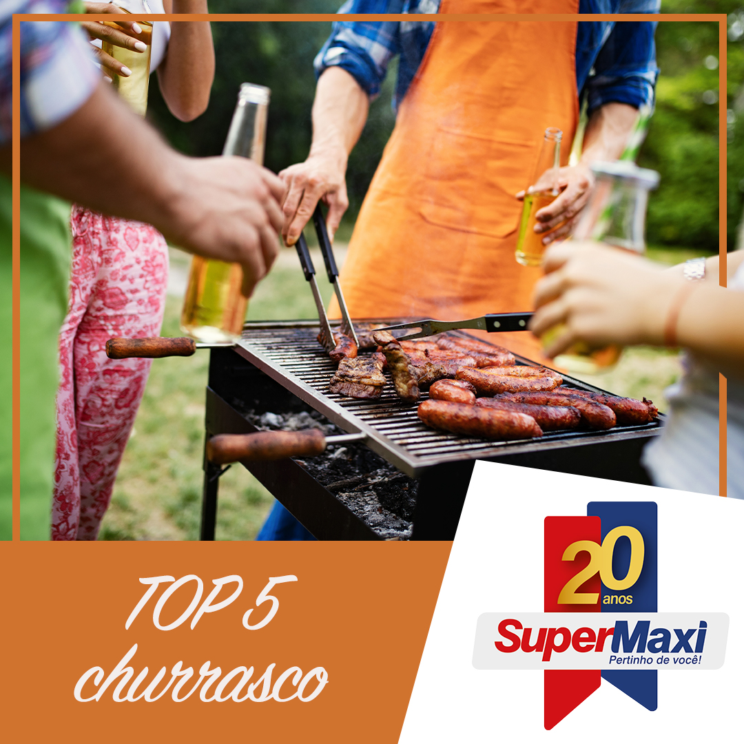 Top 5: Churrasco