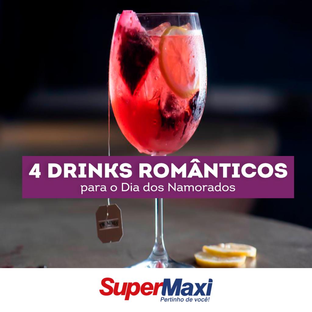 4 drinks romanticos