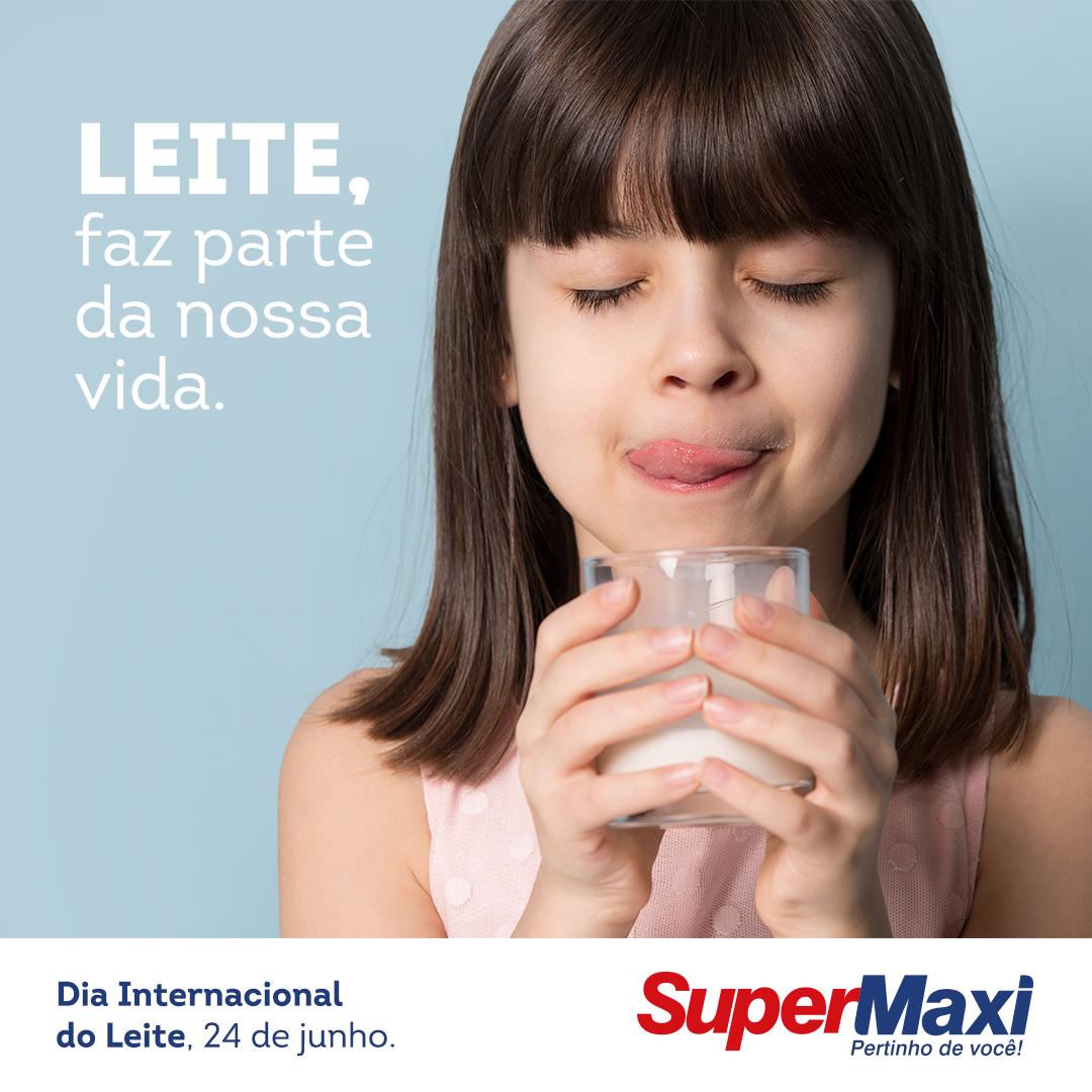 Dia internacional do leite
